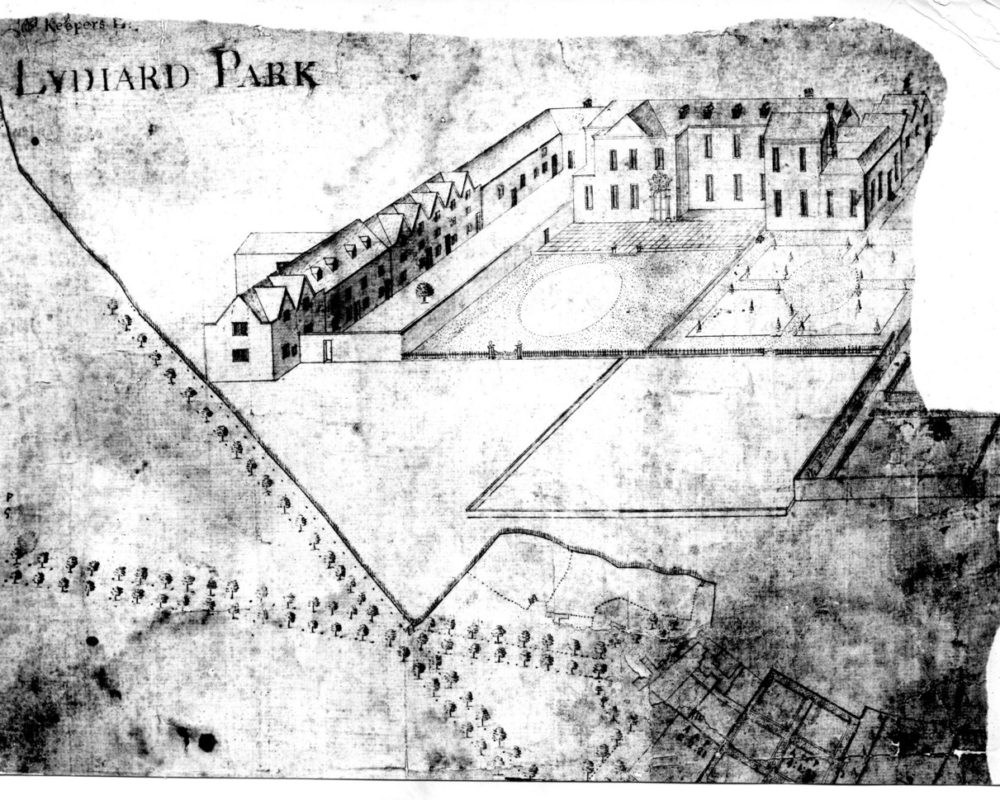 17th Century Formal Gardens