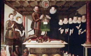 St. John family Polyptych