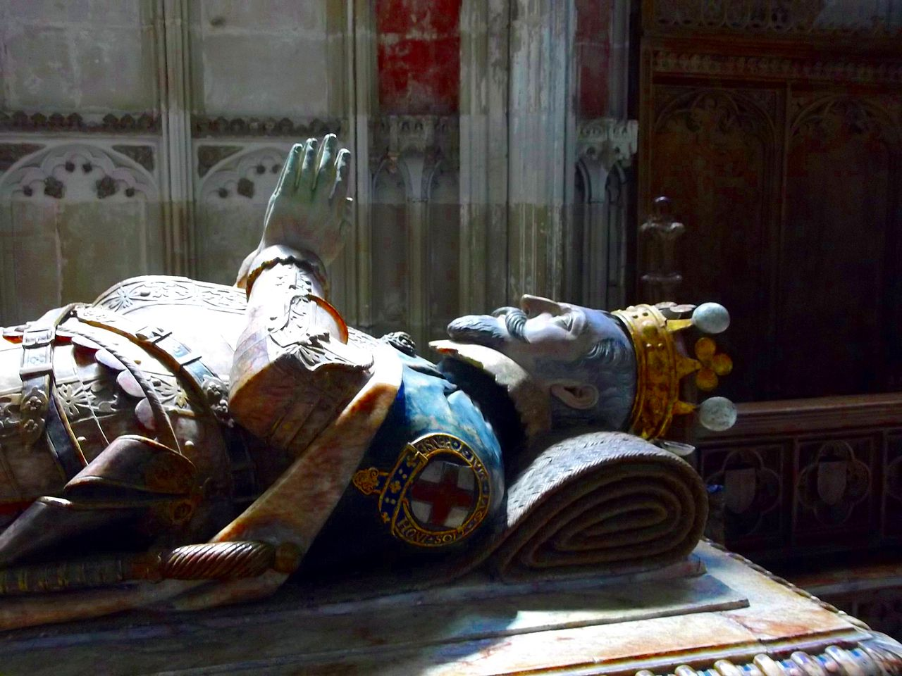 Ambrose Dudley, Earl of Warwick.