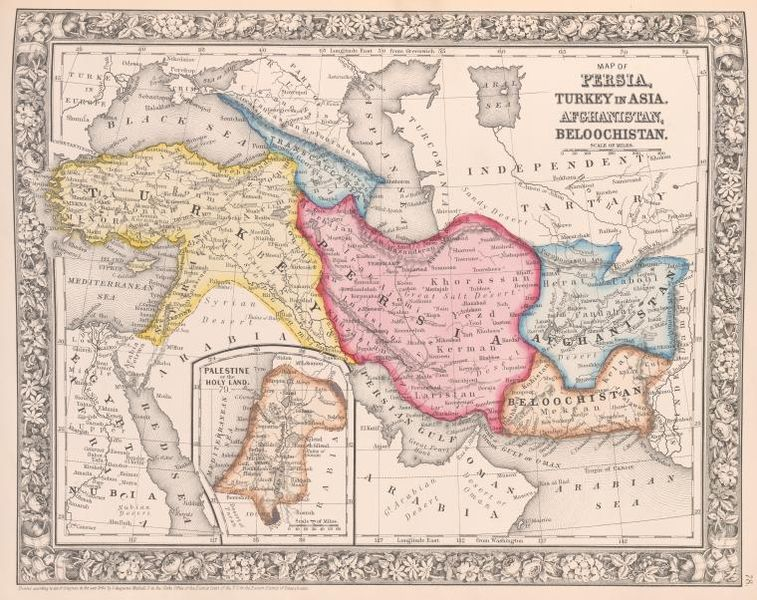 757px-Map_of_Persia,_Turkey_in_Asia,_Afghanistan,_Beloochistan_;_Palestine,_or_the_Holy_Land_-inset-._(1863,_c1860)