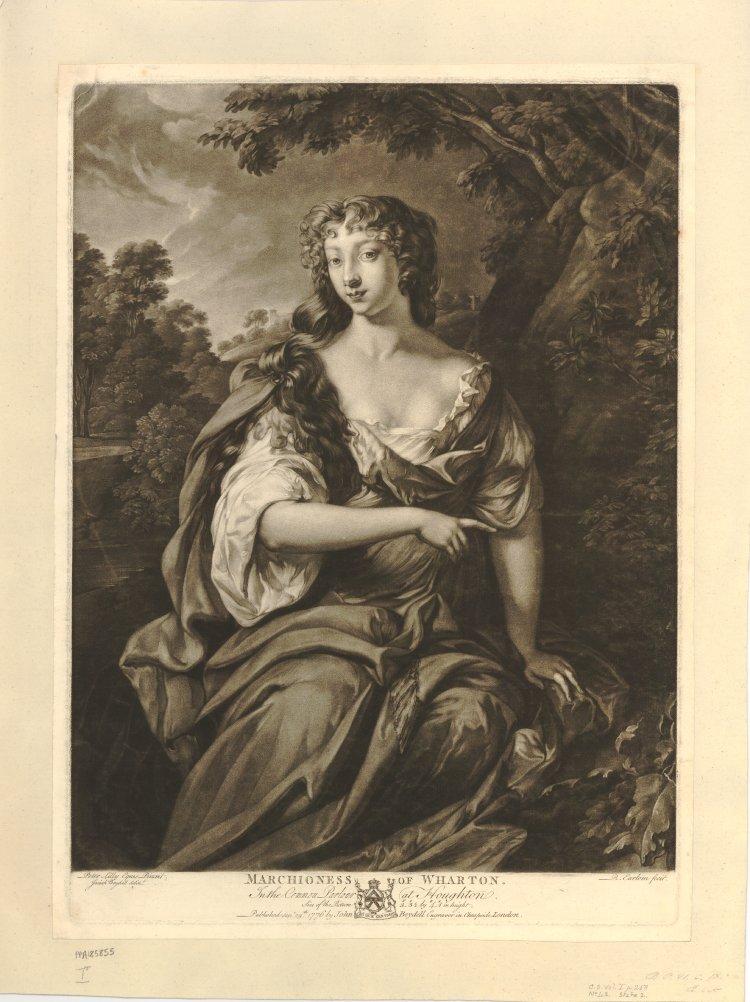 Anne Mrs Wharton
