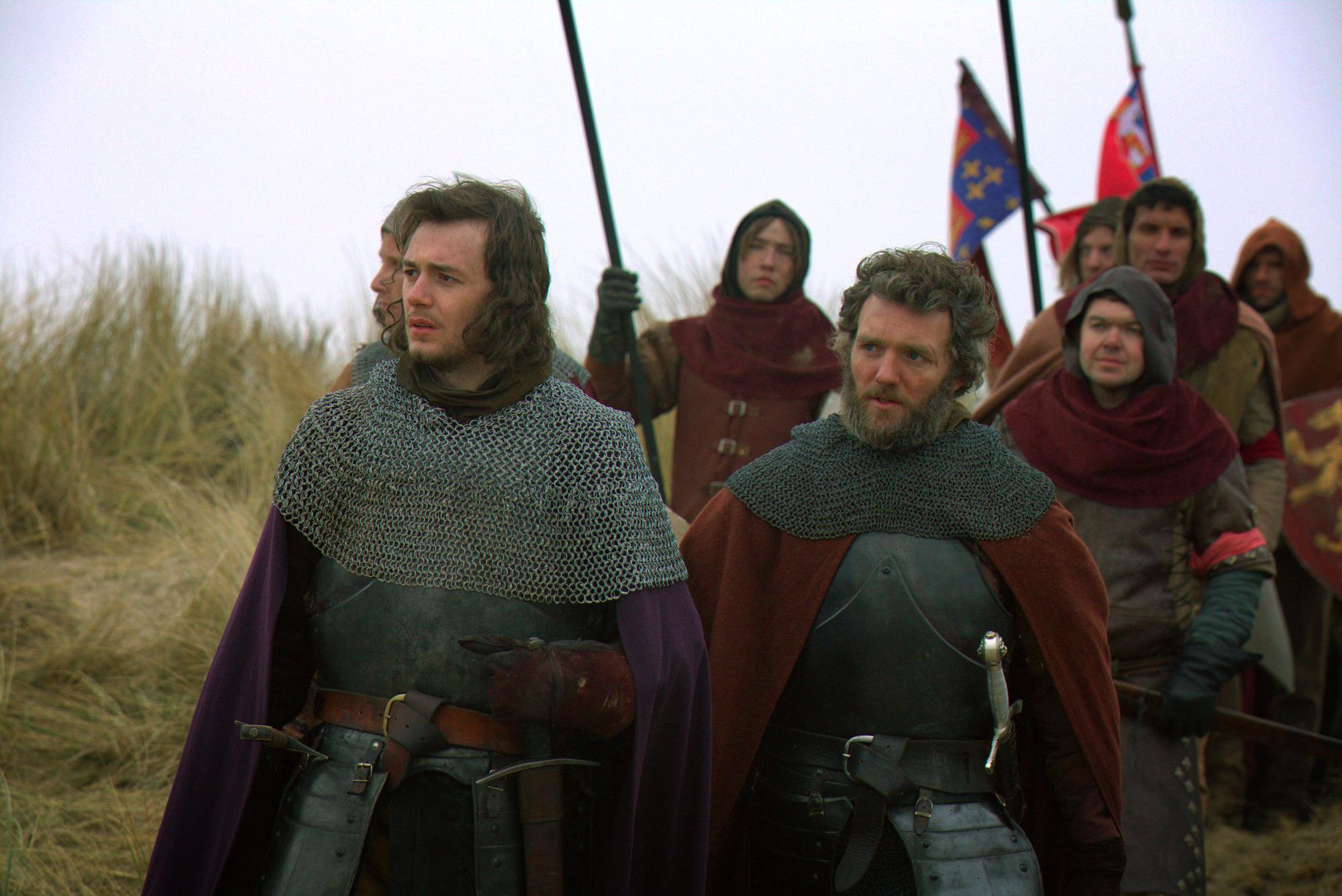 Henry and Jasper Tudor