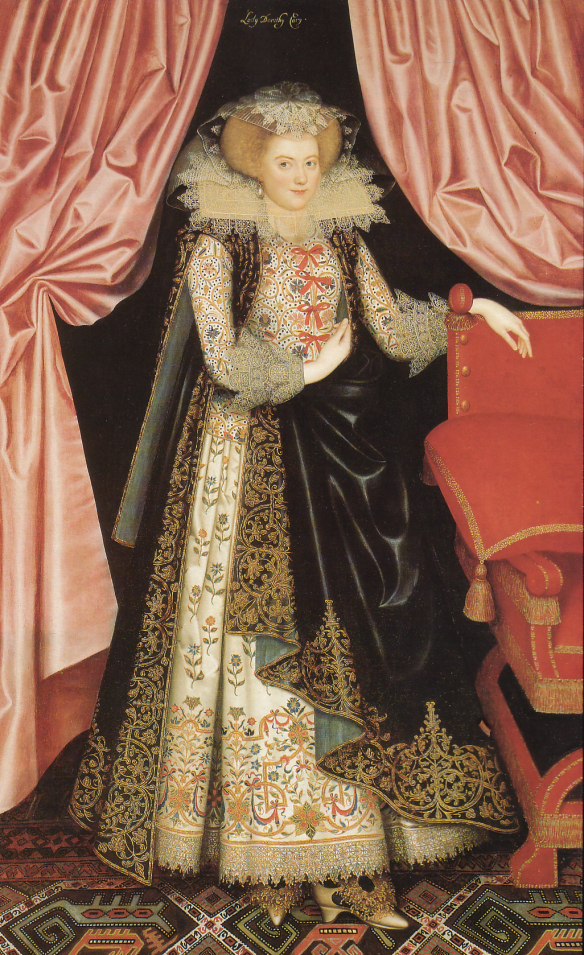 Lady Dorothy Carey