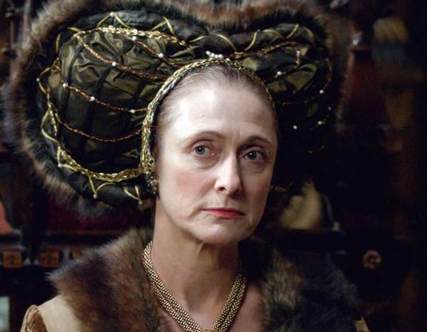 Caroline Goodall stars as Cecily, Duchess of York.