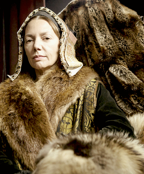 Joanne Whalley as Catherine of Aragon