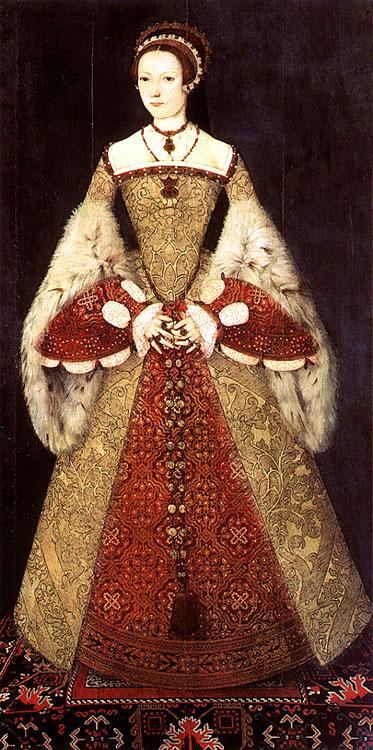Henry VIII's sixth wife, Queen Katherine Parr