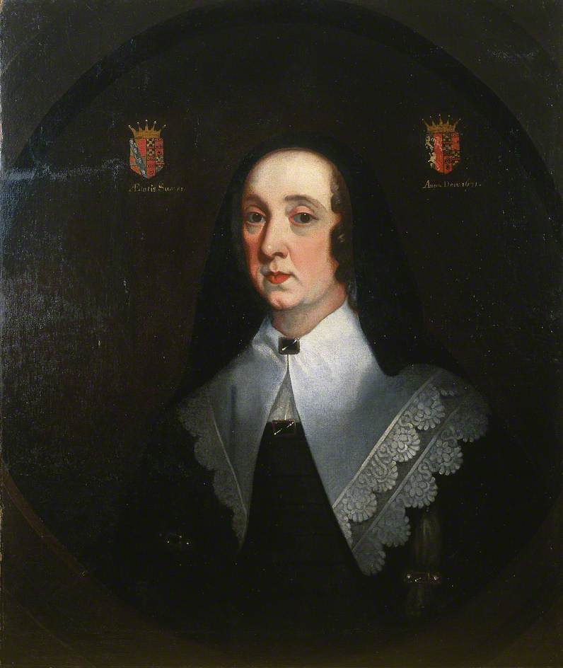 Lady Anne Clifford in later life