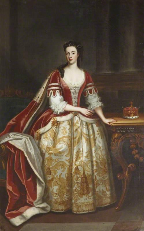 Lady Elizabeth Hervey, Countess of Bristol