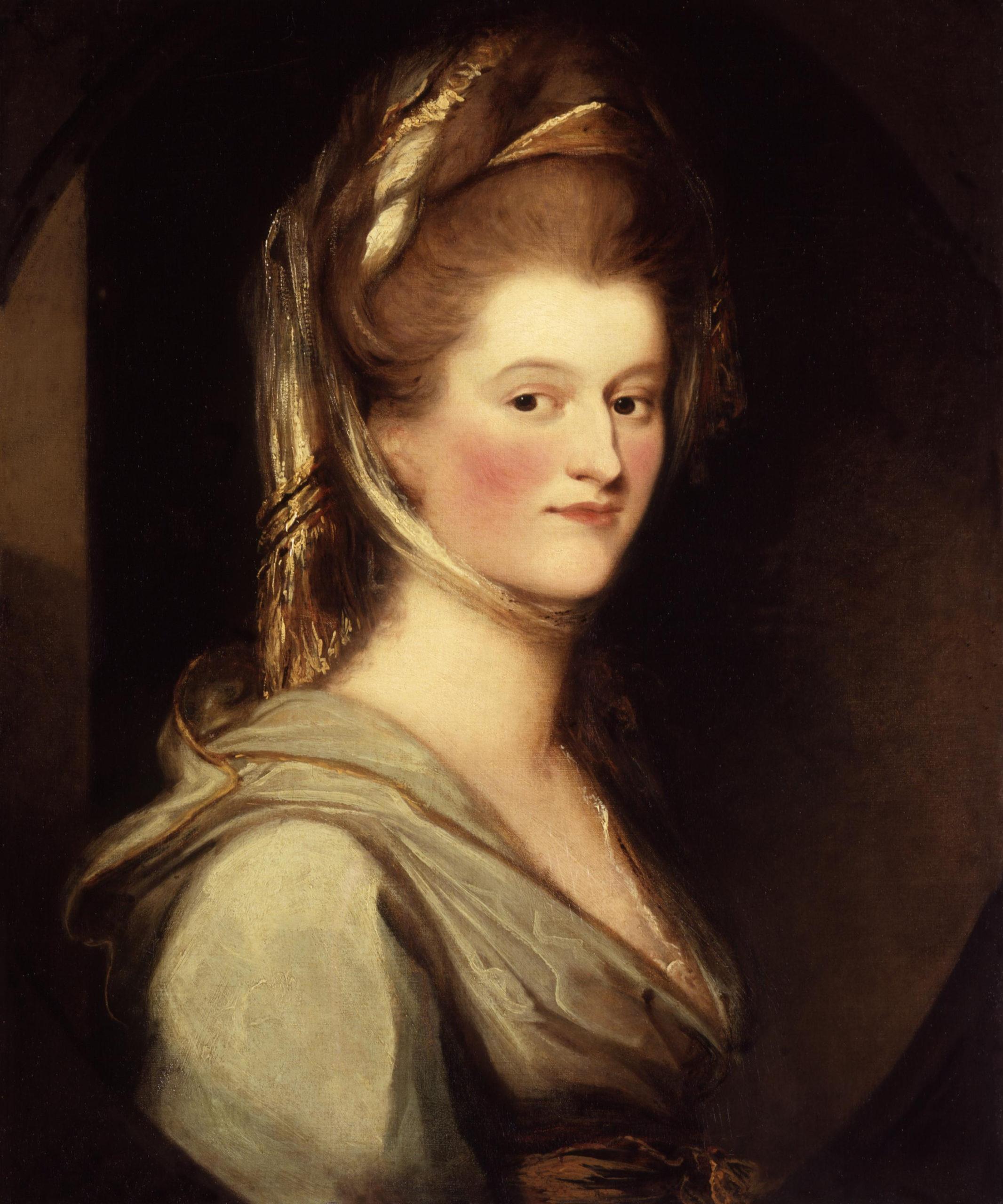 Elizabeth Berkeley - mother of Arabella Craven