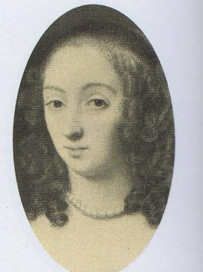 Elizabeth Bourchier, Mrs Oliver Cromwell