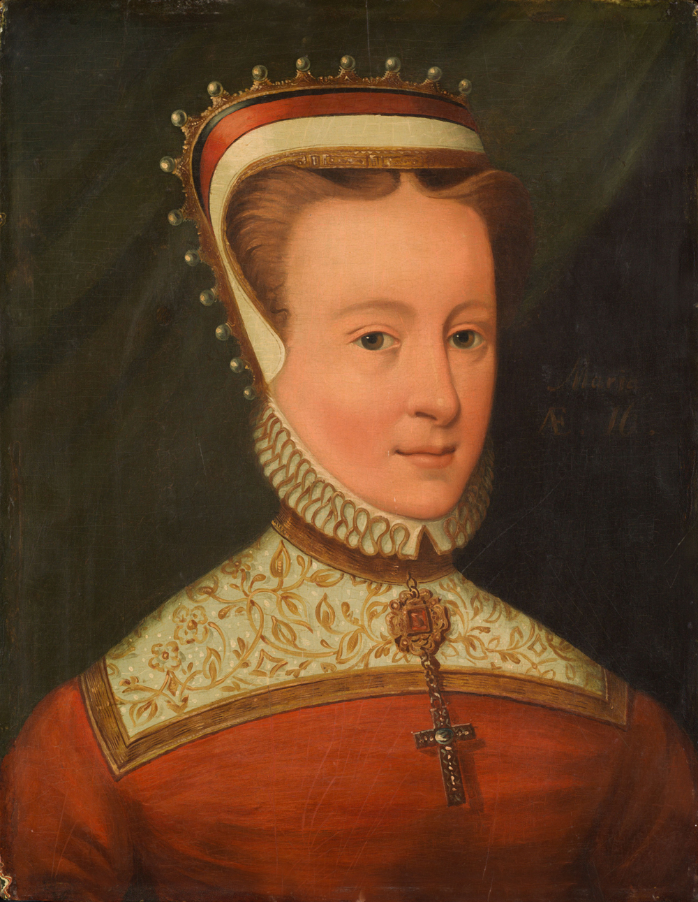 Mary Fitzalan, Joan's great great grandaughter.