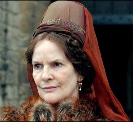 Lady Margaret Beauchamp played by Frances Tomelty