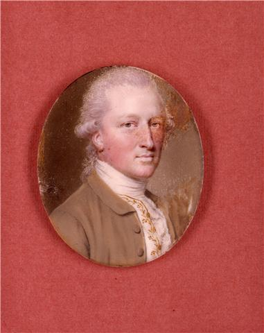 Frederick St John 2nd Viscount Bolingbroke