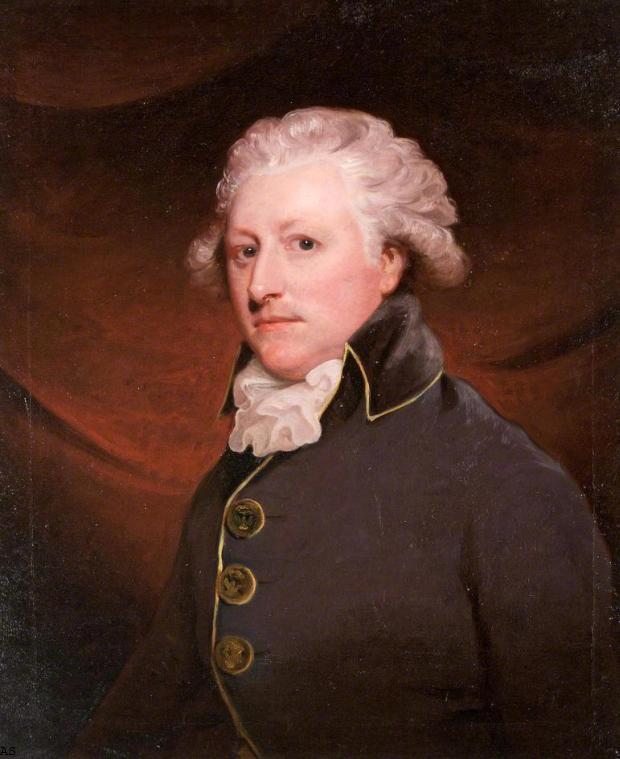 Frederick St John
