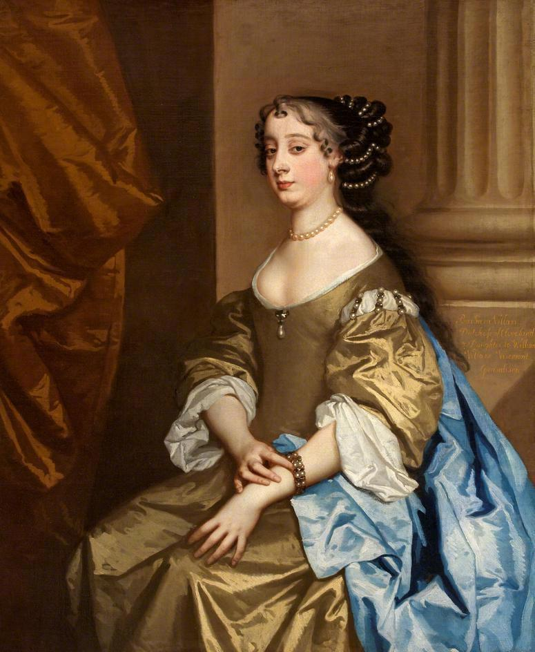 Barbara Villiers - Countess of Castlemaine