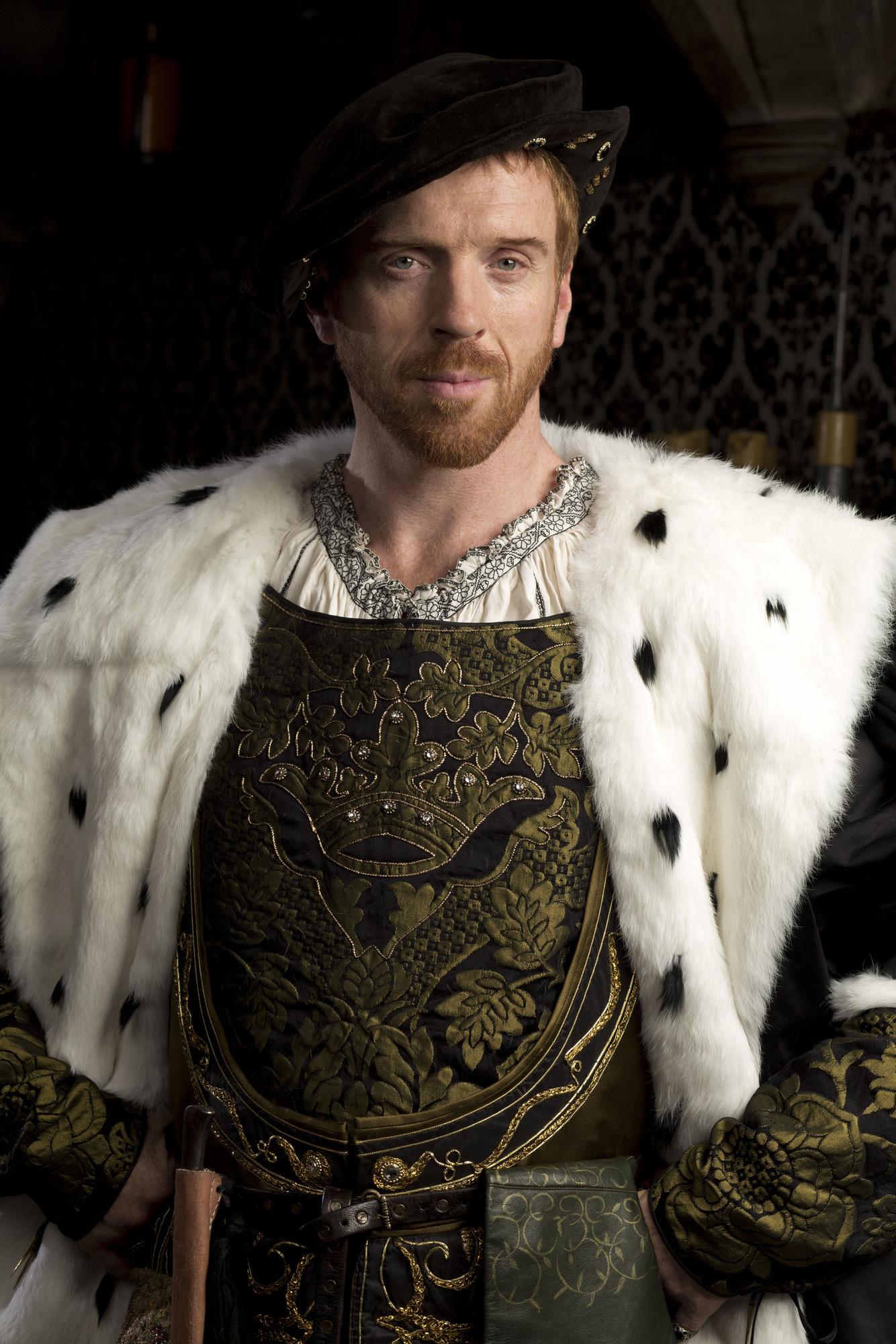Damien Lewis as Henry VIII