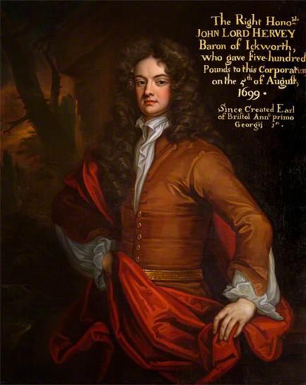 John Hervey, 1st Earl of Bristol