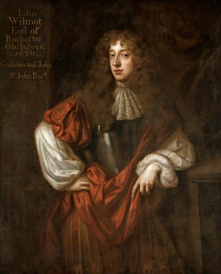 John Wilmot, 2nd Earl Rochester