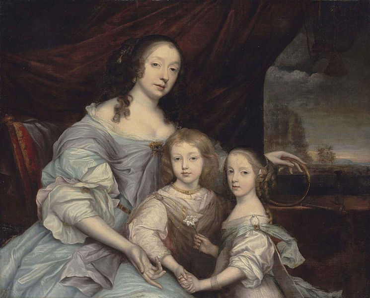 John_Michael_Wright_Mary_Villiers_and_her_children