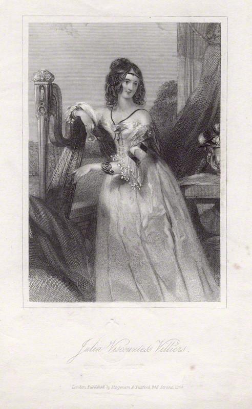 Julia, Lady Jersey