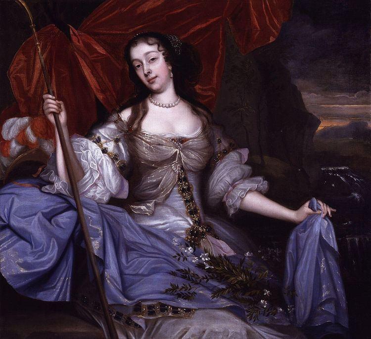 Lady Charlotte Lee