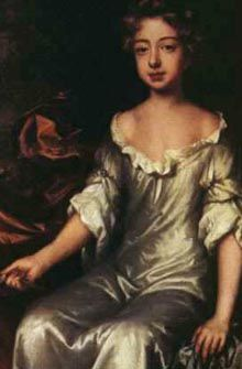 Lady Malet Wilmot