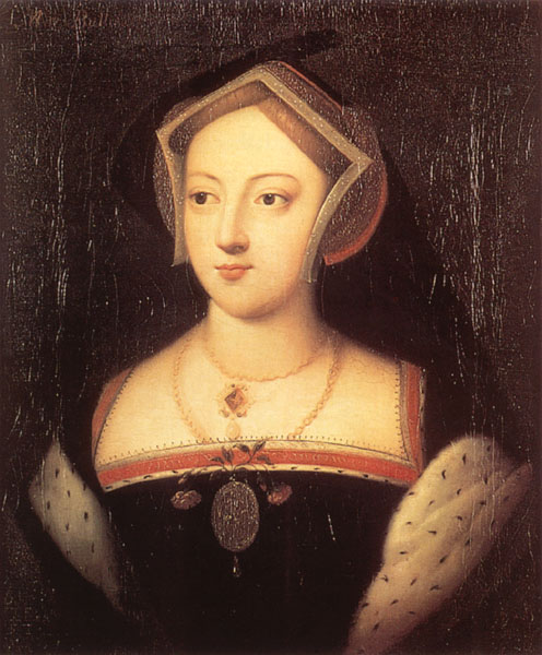 There are no authenticated portraits of Mary Boleyn. This could be her ...