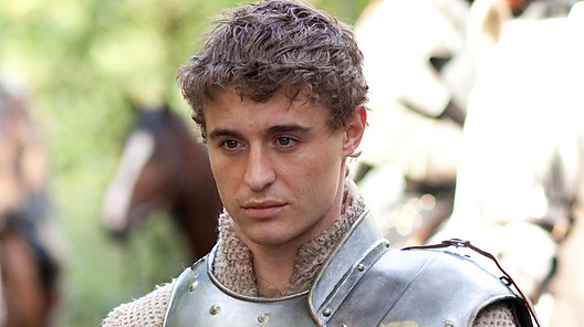 Edward IV played by Max Irons