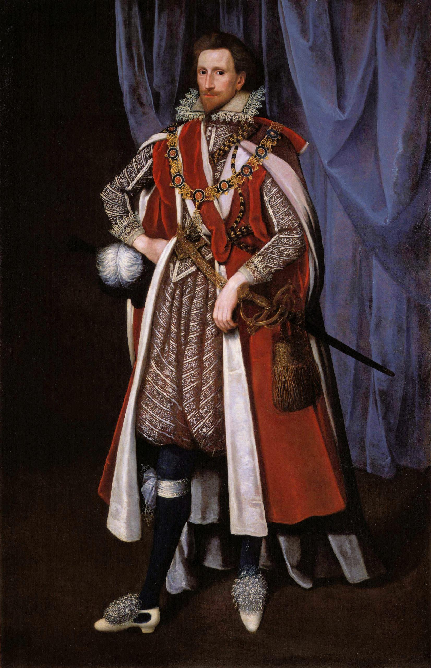 Philip Herbert, Earl of Montgomery and Pembroke