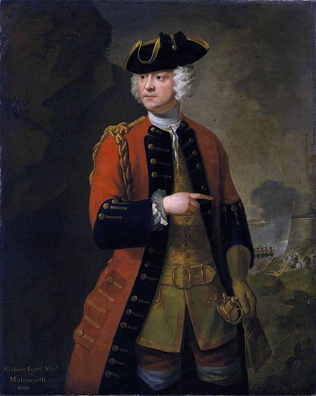 Richard, 3rd Viscount Molesworth