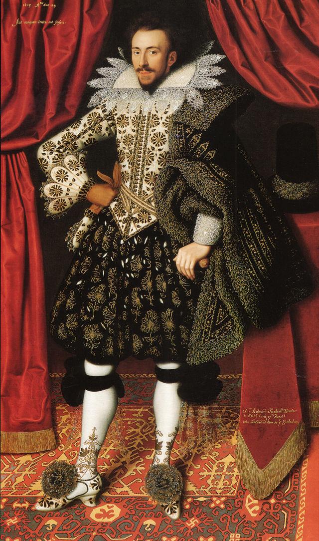 Richard Sackville, Earl of Dorset