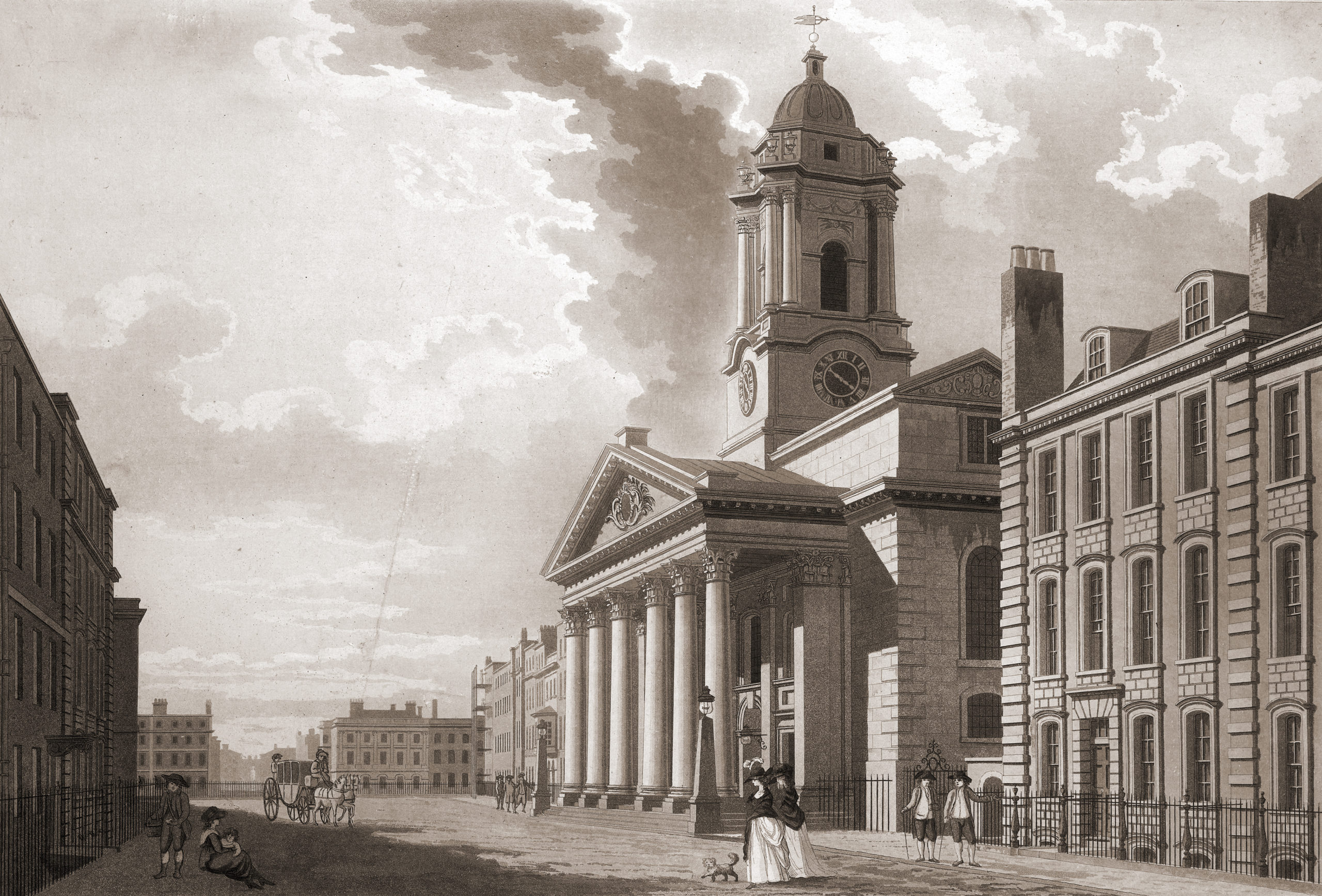 St George's, Hanover Square.