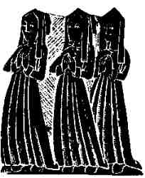 Only known image of the three St John sisters