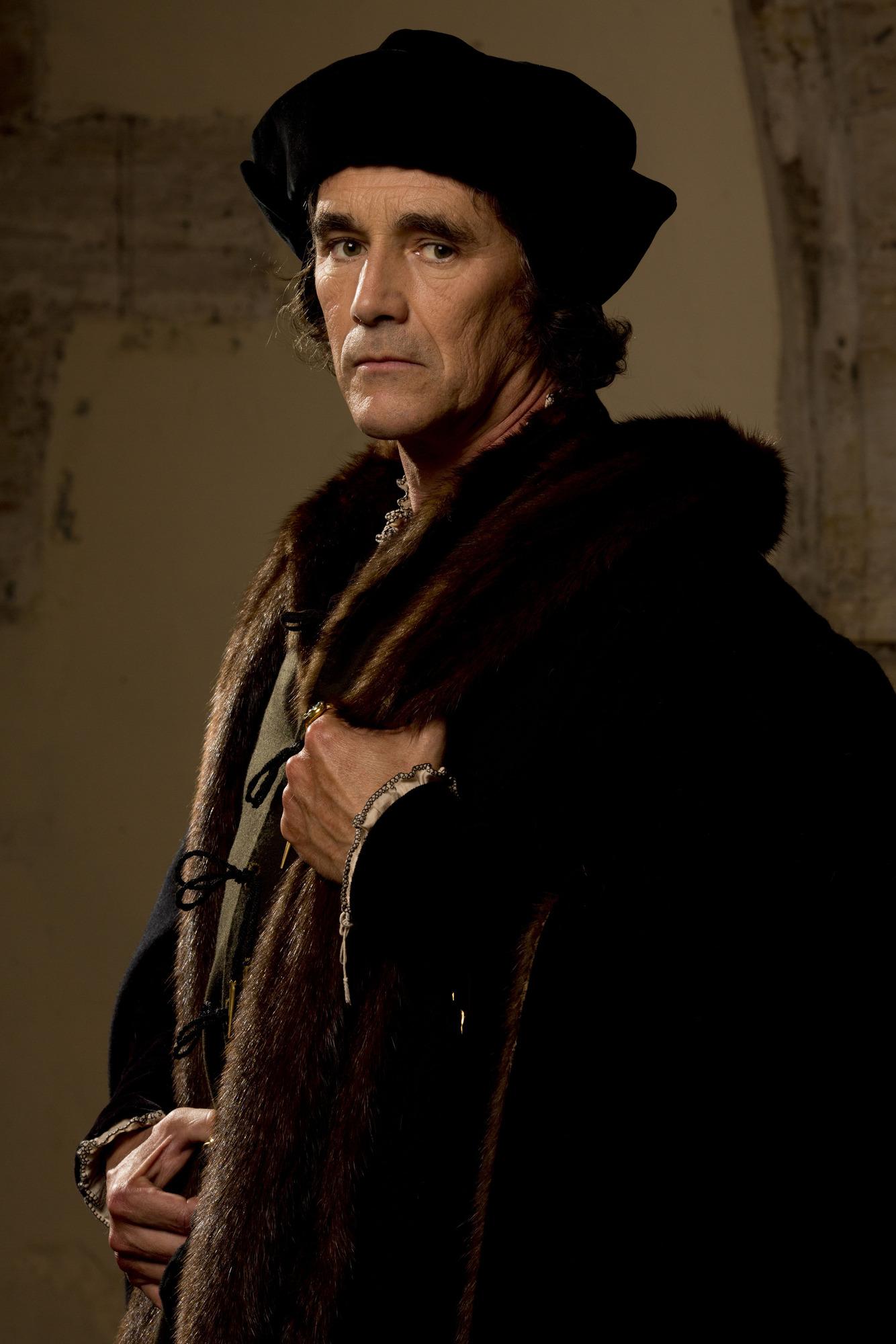 Mark Rylance as Thomas Cromwell