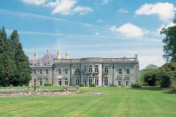 Trawsgoed mansion house