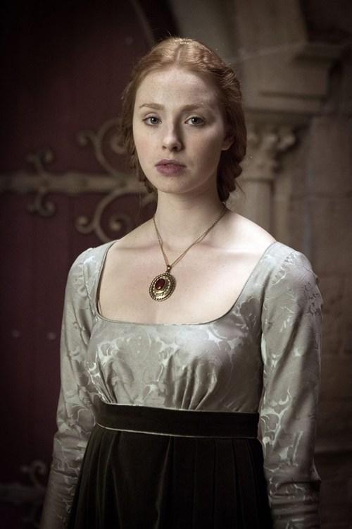Princess Elizabeth - future bride of Henry VII