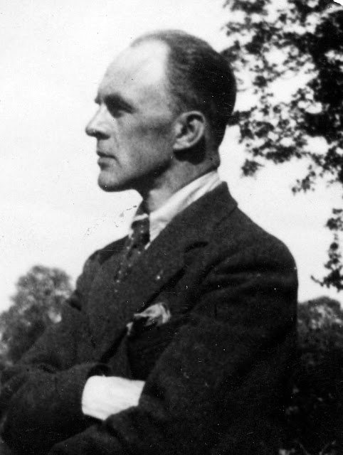 Vernon Henry, 6th Viscount, circa 1927